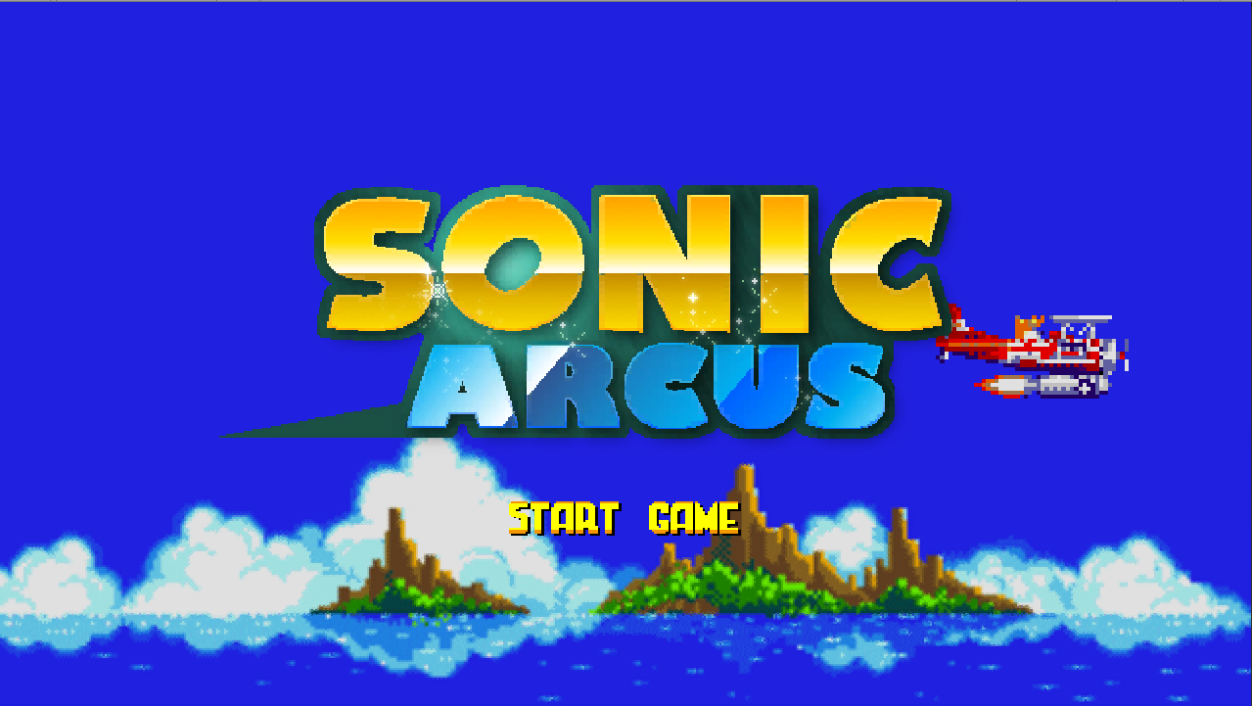 Sonic Arcus 2D - SAGE ALPHA | Sonic Fan Games HQ