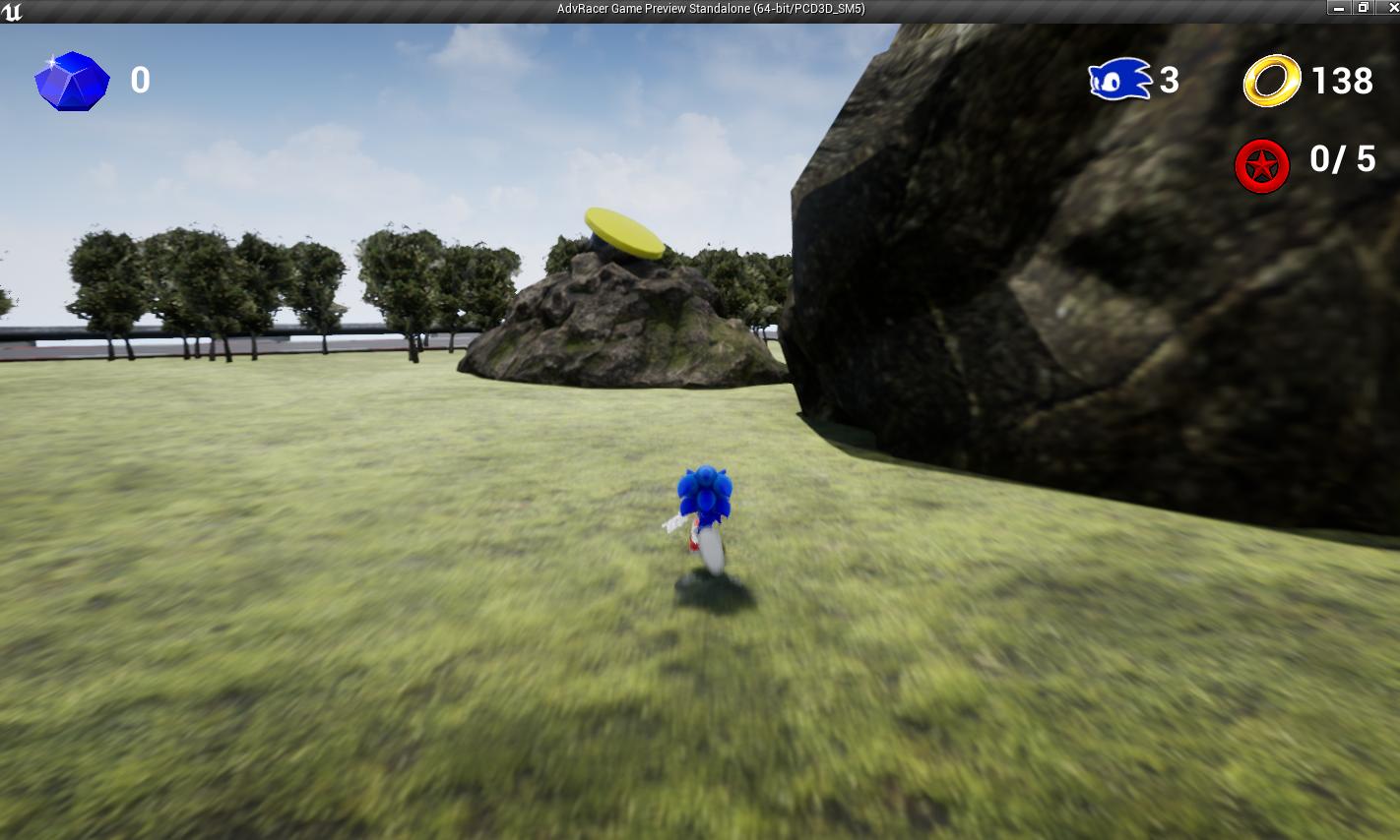 Sonic Explorers (Beta Release)   Sonic Fan Games HQ
