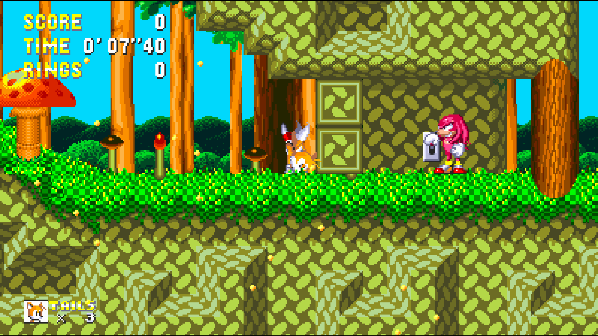Sonic 3 - Angel Island Revisited   Sonic Fan Games HQ
