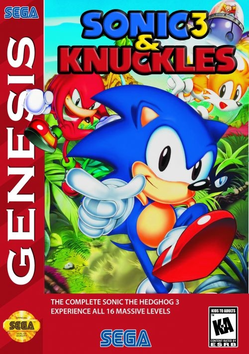Sonic The Hedgehog 3 Knuckles Genesis Sound Effects Sonic Fan Games Hq