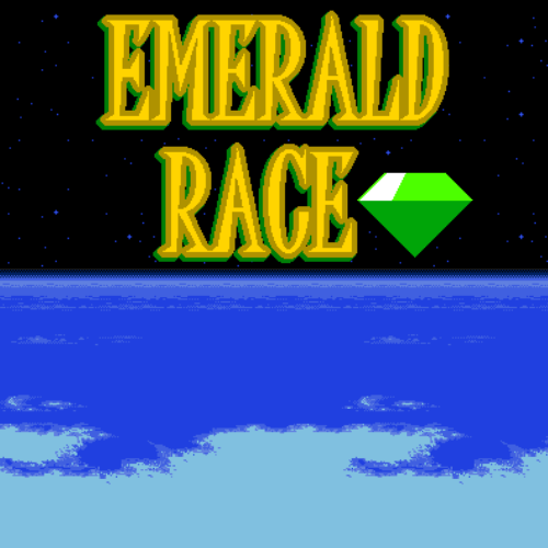 emerald race sonic fan games hq