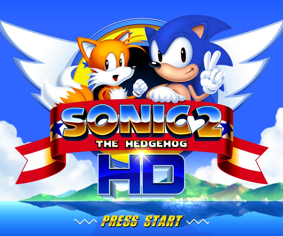 Sonic 2 Hd Demo 2 0 Sonic Fan Games Hq