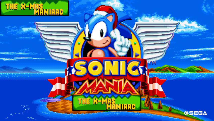 X-Mas Maniaac - Title.png