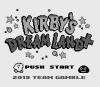 Kirby's Dream Land Plus - Demo