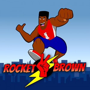 Rocket Brown 2