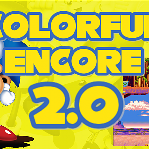 Sonic Mania: Colorful Encore 2.0
