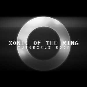 Sonic of the Ring - Tutorials Room v0.4 Demo