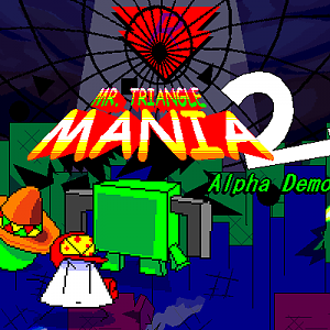 Mr. Triangle Mania 2 - Alpha Demo