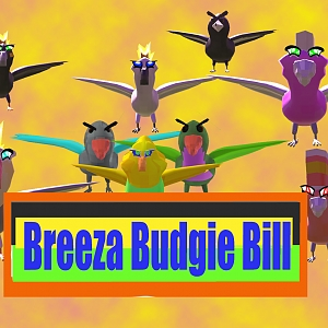 Breeza Budgie Bill Demo