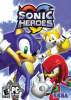 Sonic Heroes Sound Effects and Vocals