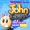 JohnGagz(TBA) Alpha/Pre-Beta SAGE 2020