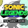 Sonic Legends - True Sunset Shore: SAGE 2020 Version