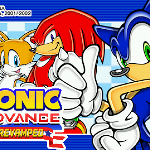 Sonic Advance Revamped: DEMO 2 (SAGE 2018) | Sonic Fan Games HQ