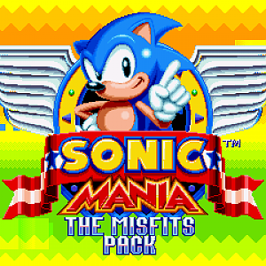 Sonic Mania: The Misfits Pack SAGE 2018 Demo | Sonic Fan